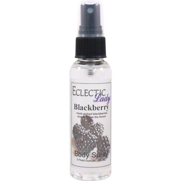 Blackberry Body Spray