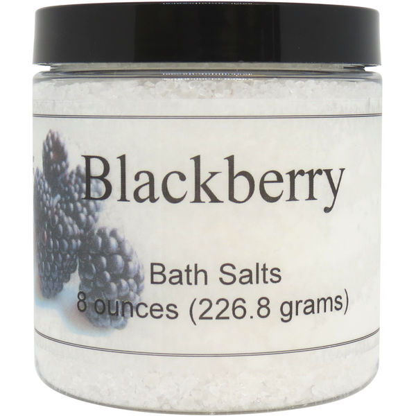 Blackberry Bath Salts