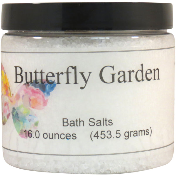 Butterfly Garden Bath Salts