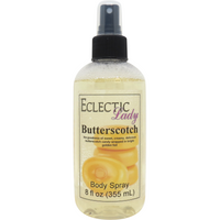 Butterscotch Body Spray