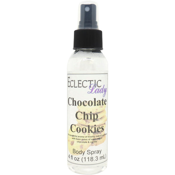 Chocolate Chip Cookies Body Spray