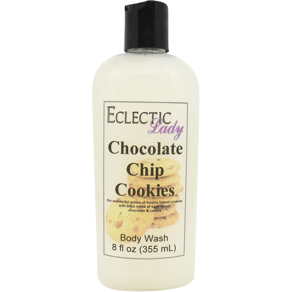 Chocolate Chip Cookies Body Wash