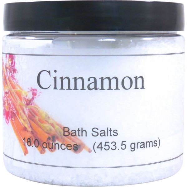 Cinnamon Bath Salts