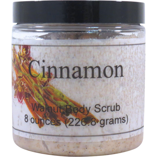 Cinnamon Walnut Body Scrub