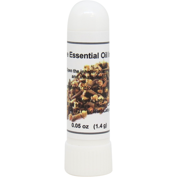 Clove Essential Oil Aromatherapy Inhaler