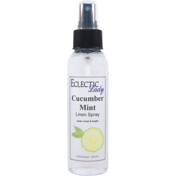 Cucumber Mint Linen Spray