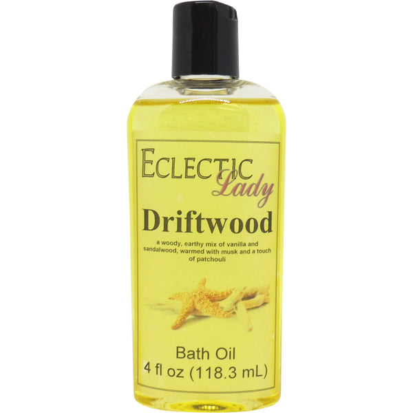 Driftwood Bath Oil