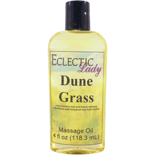 Dune Grass Massage Oil