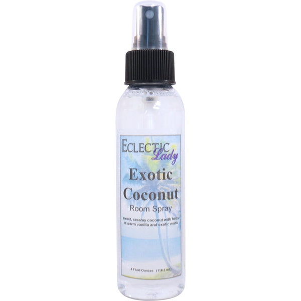 Exotic Coconut Room Spray