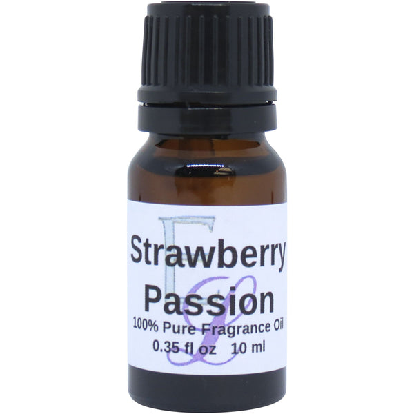 Strawberry Passion Fragrance Oil, 10 ml