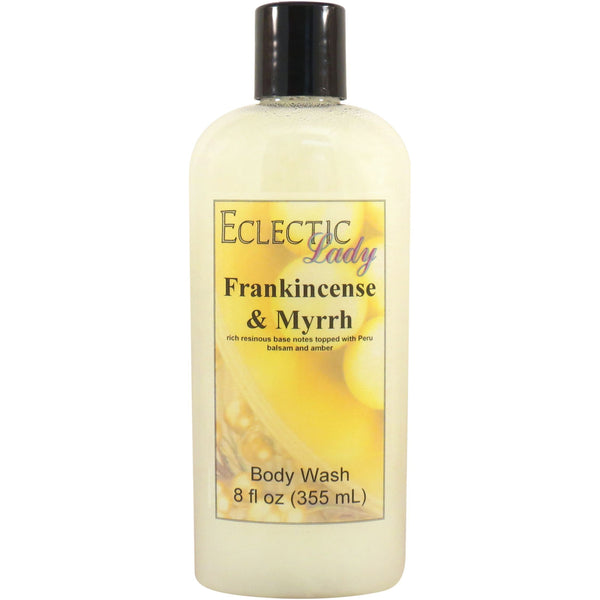 Frankincense And Myrrh Body Wash