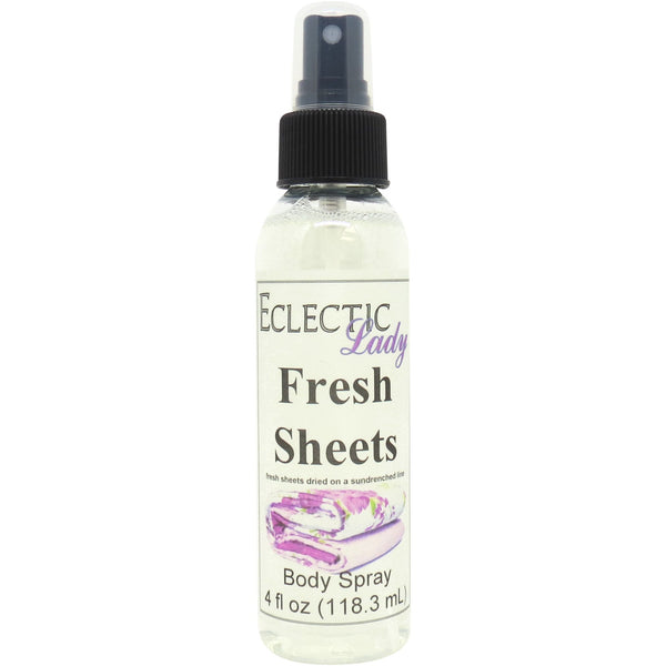 Fresh Sheets Body Spray
