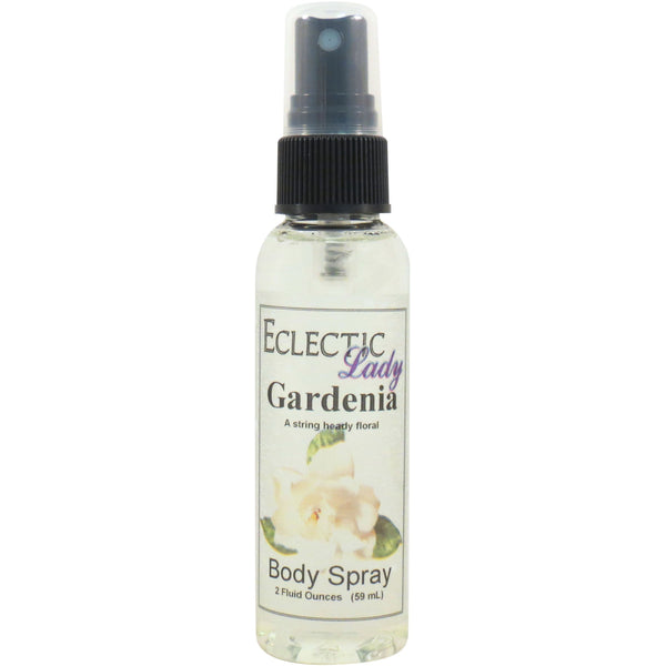 Gardenia Body Spray