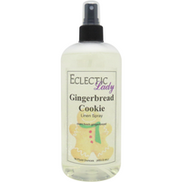 Gingerbread Cookie Linen Spray