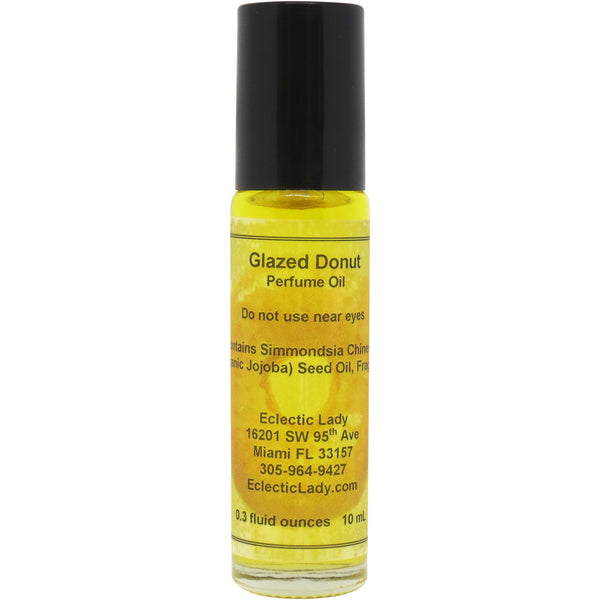 Glazed Donut Perfume Oil