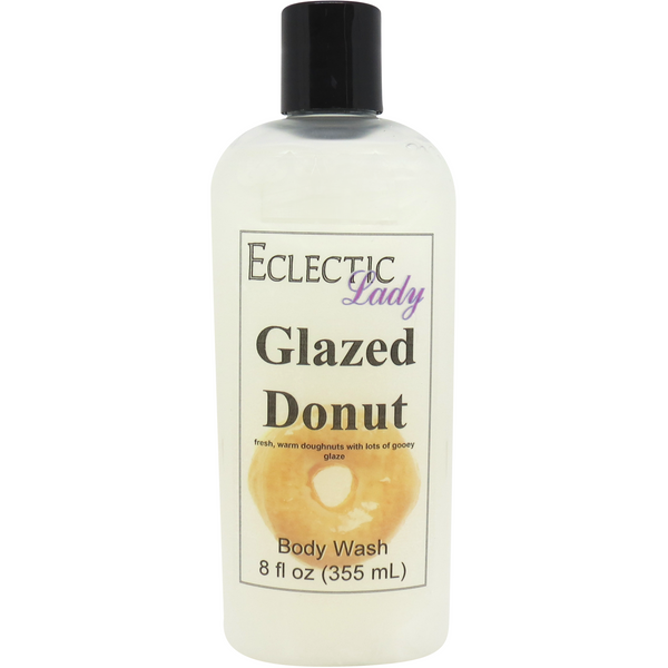 Glazed Donut Body Wash