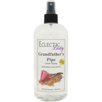 Grandfather's Pipe Linen Spray