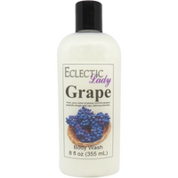 Grape Body Wash