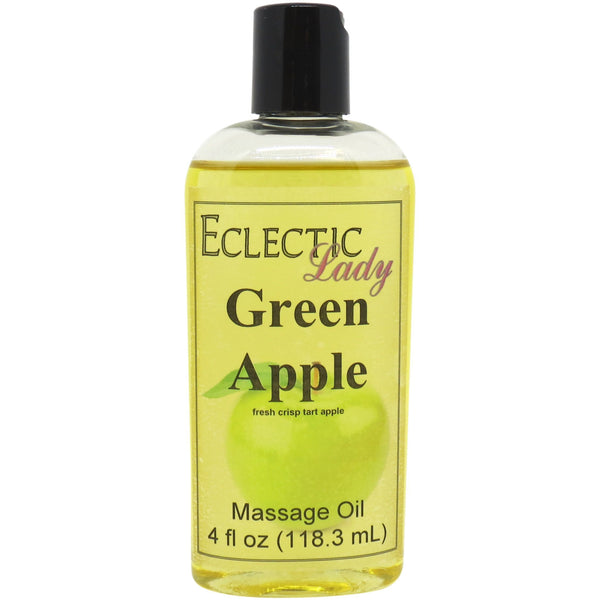 Green Apple Massage Oil
