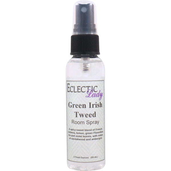Green Irish Tweed Room Spray