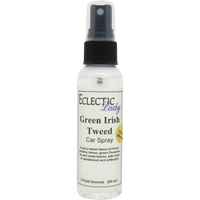 Green Irish Tweed Car Spray