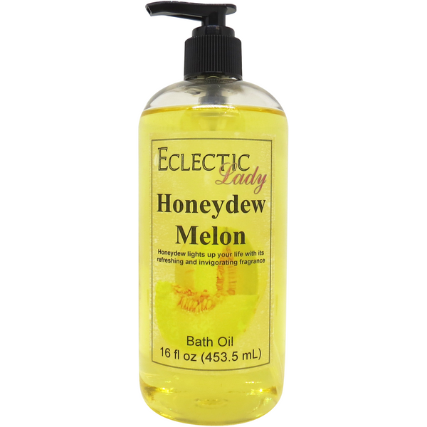 Honeydew Melon Bath Oil