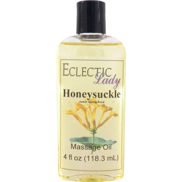 Honeysuckle Massage Oil