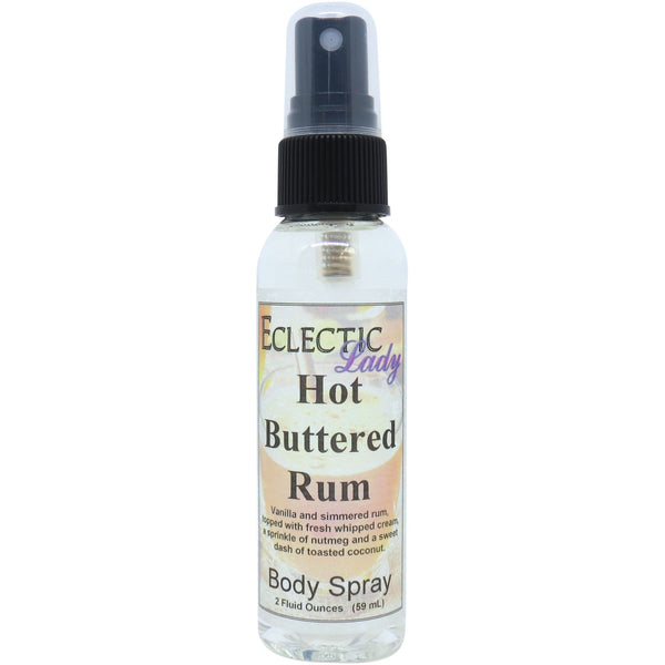 Hot Buttered Rum Body Spray