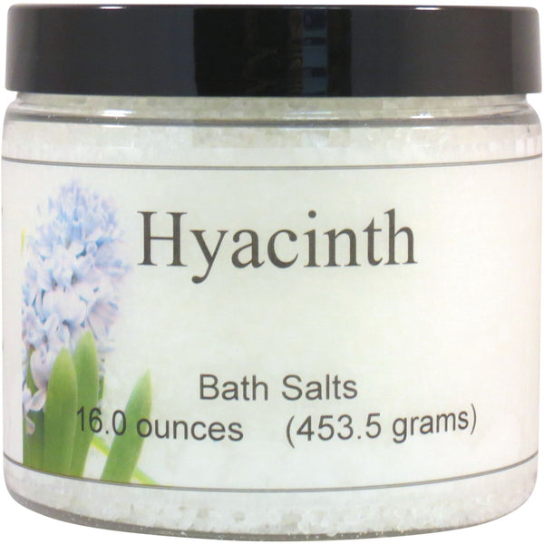 Hyacinth Bath Salts