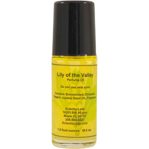 Lily of the Valley Perfume Oil