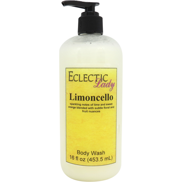 Limoncello Body Wash