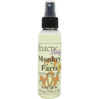 Monkey Farts Body Spray