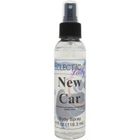 New Car Body Spray