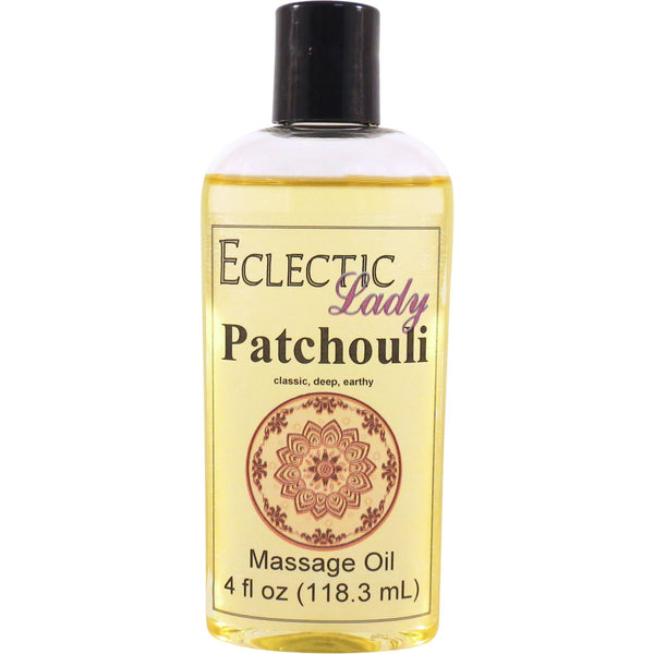 Patchouli Massage Oil