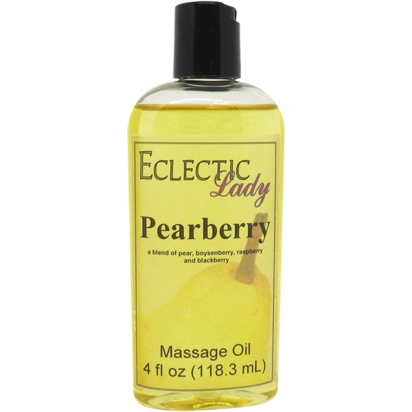 Pearberry Massage Oil