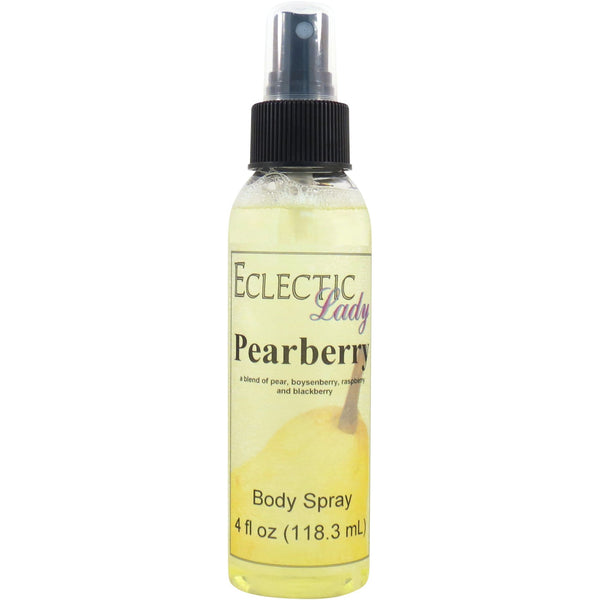 Pearberry Body Spray