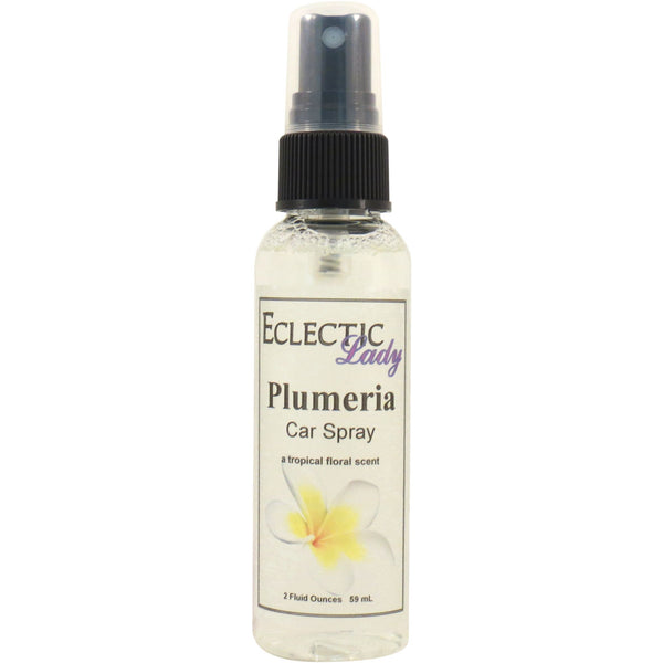 Plumeria Car Spray