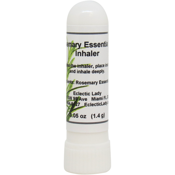 Rosemary Essential Oil Aromatherapy Inhaler