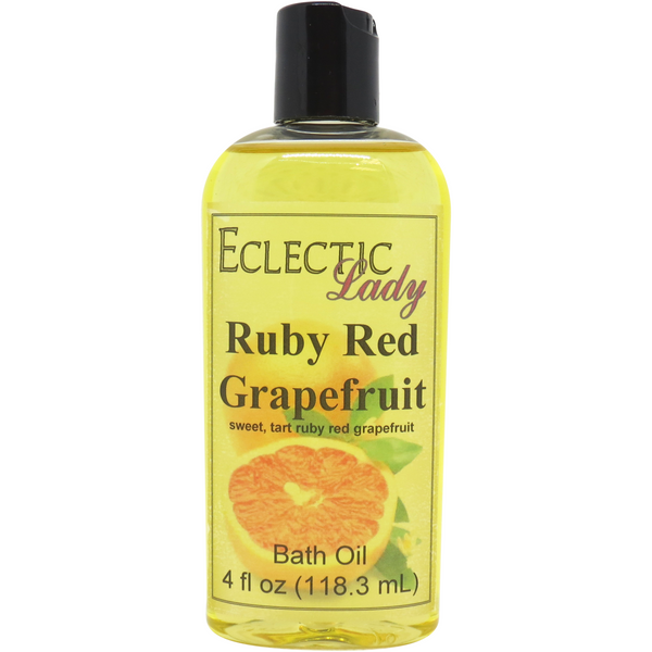 Ruby Red Grapefruit Bath Oil