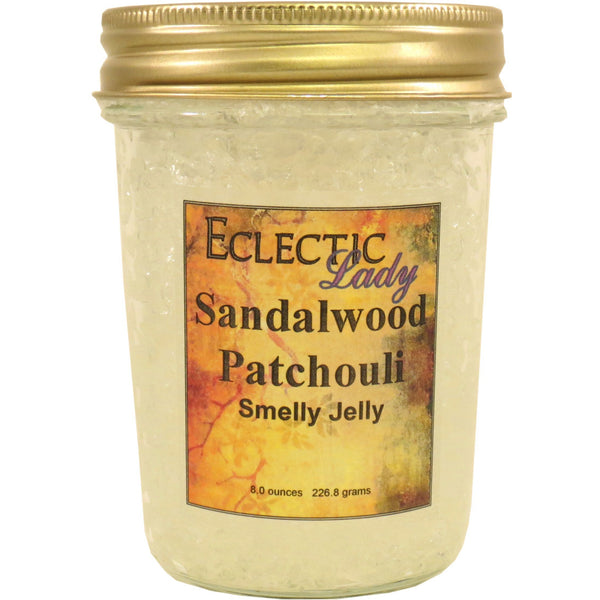 Sandalwood Patchouli Smelly Jelly