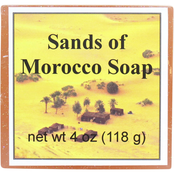 Sands Of Morocco Handmade Glycerin Soap