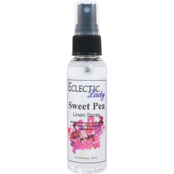 Sweet Pea Linen Spray
