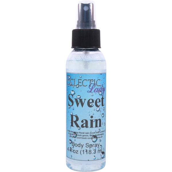 Sweet Rain Body Spray