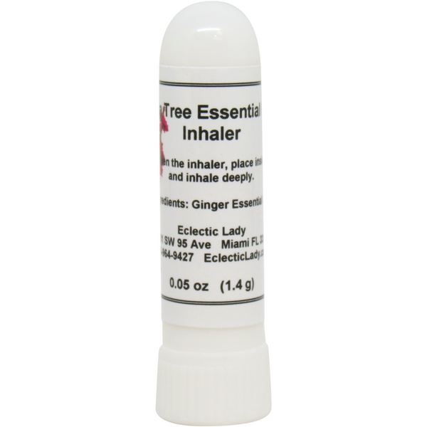 Tea Tree Essential Oil Aromatherapy Inhaler
