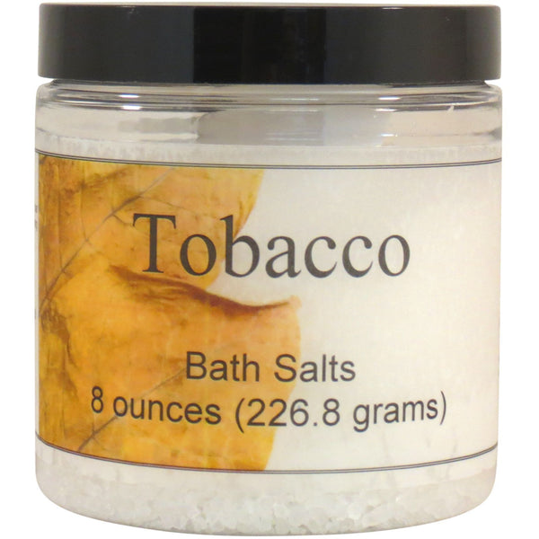 Tobacco Bath Salts