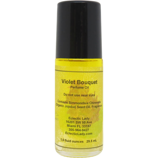 Violet Bouquet Perfume Oil