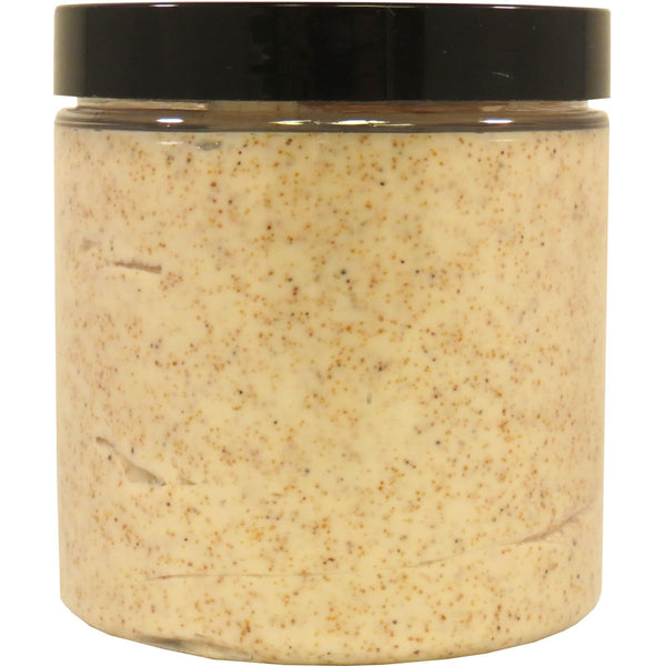 Lime Essential Oil Walnut Body Scrub