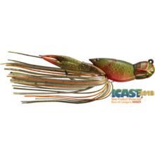 Load image into Gallery viewer, LIVETARGET HOLLOW BODY CRAW 3/4OZ