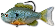 Load image into Gallery viewer, LIVETARGET SUNFISH SWIMBAIT 4 3/8""