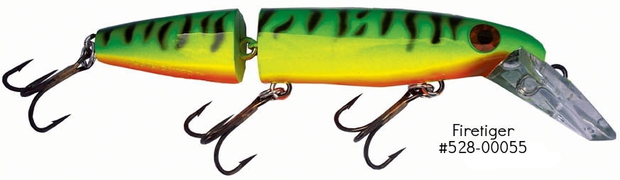 JOE BUCHER DEPTH RAIDER 8